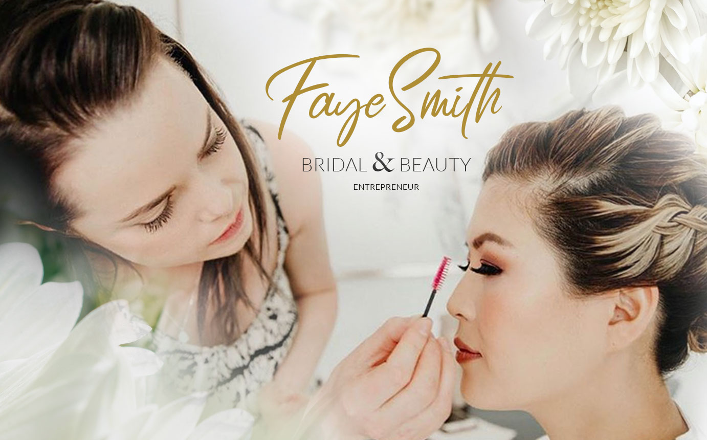 Beauty Entrepreneur Faye Smith and the Evolving Business of Bridal