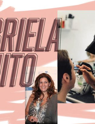 Gabriela Benito's Movie Makeup Artist Journey Takes Flight in Mexico