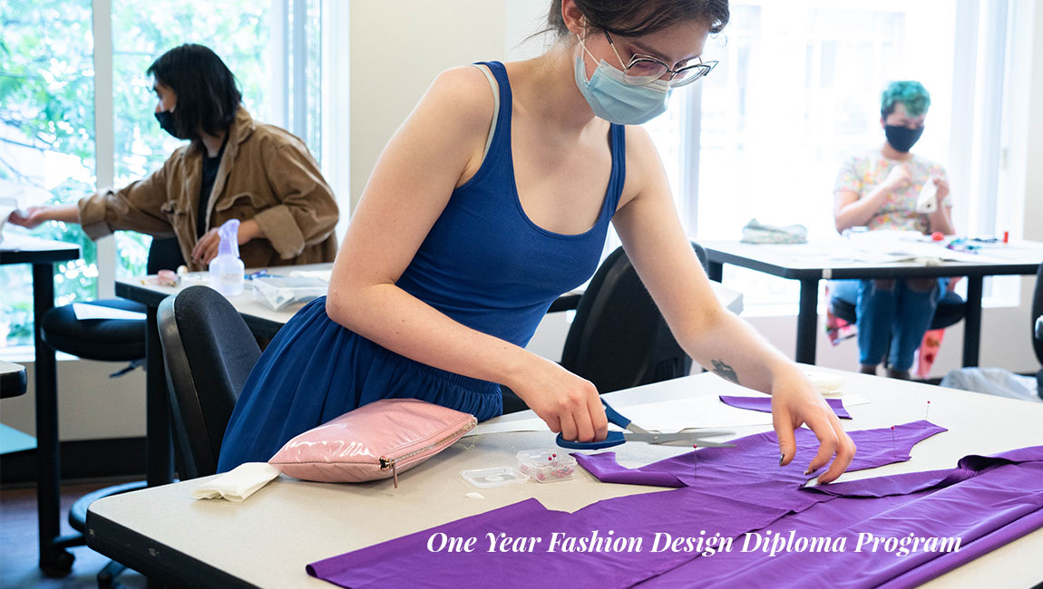 One Year Fashion Design Program