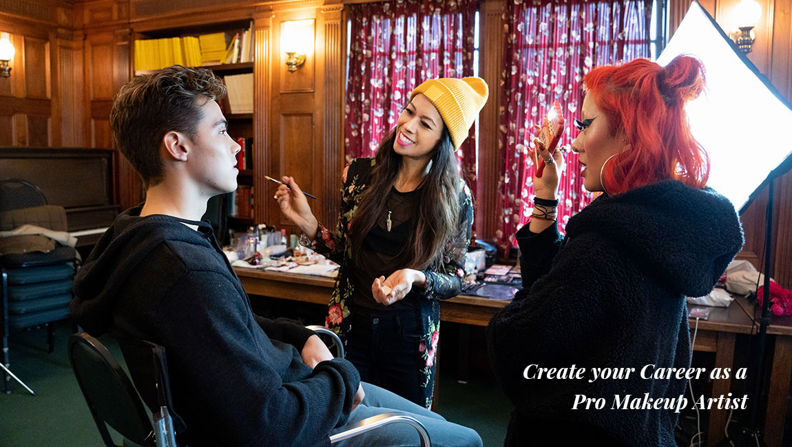 Create Your Career as a Makeup Artist