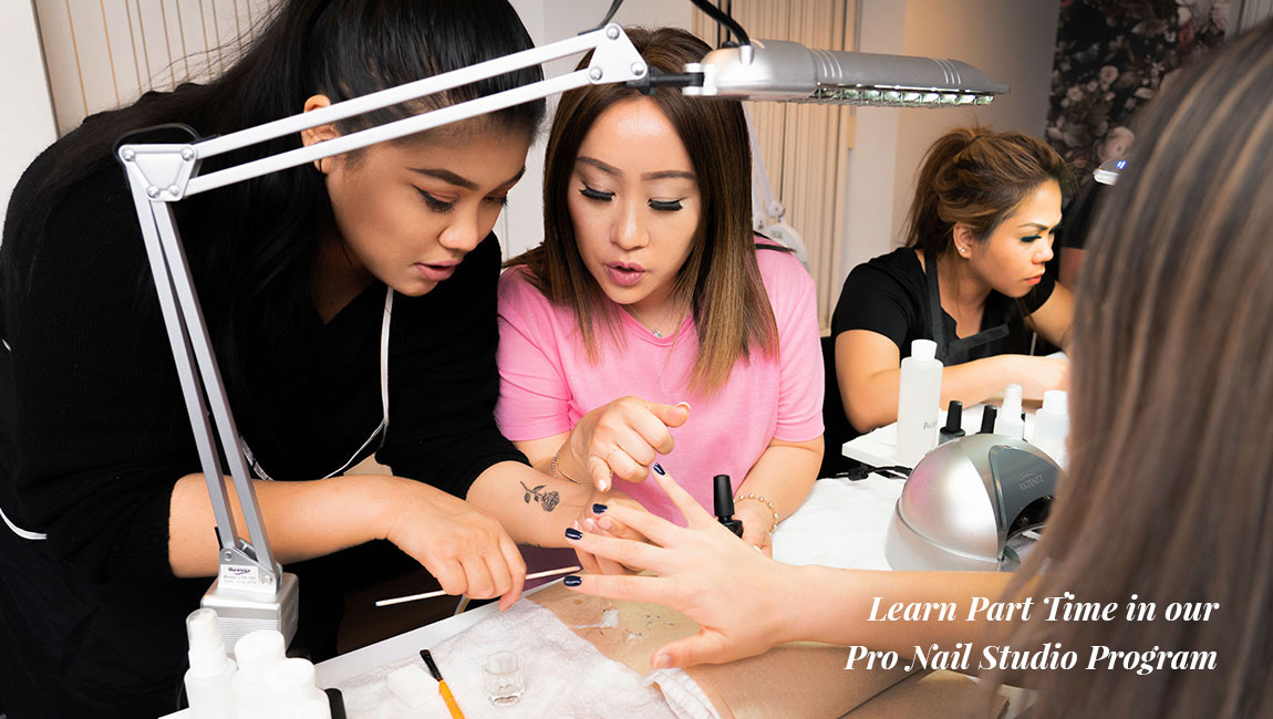 Part time Pro Nail Studio Program