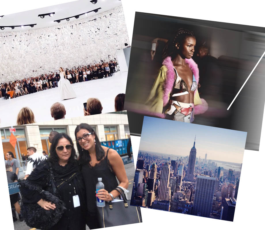 Blanche Macdonald Centre Graduate and Instructor Nikki Dindo 's experience working with PR maven Kelly Cutrone in New York City