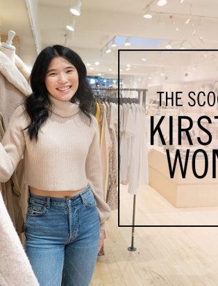 Kirsten Wong—From Physiotherapy to Burgeoning Buyer for Lifestyle Concept Brand The Latest Scoop