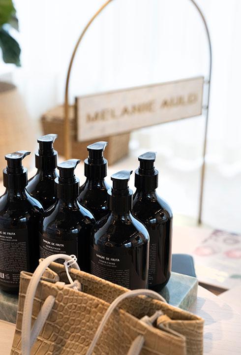Melanie Auld product display