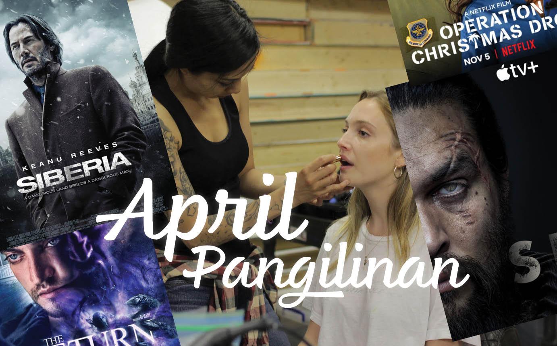 Makeup for Movies—Grad April Pangilinan Goes from Screening to Silver Screen
