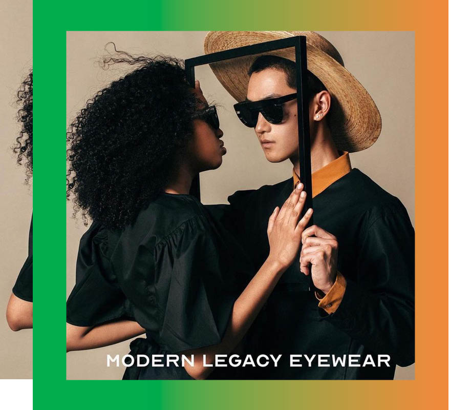 BMC Fashion Marketing graduate and Calgary fashion stylist Vanessa Smith's Modern Legacy styling campaign