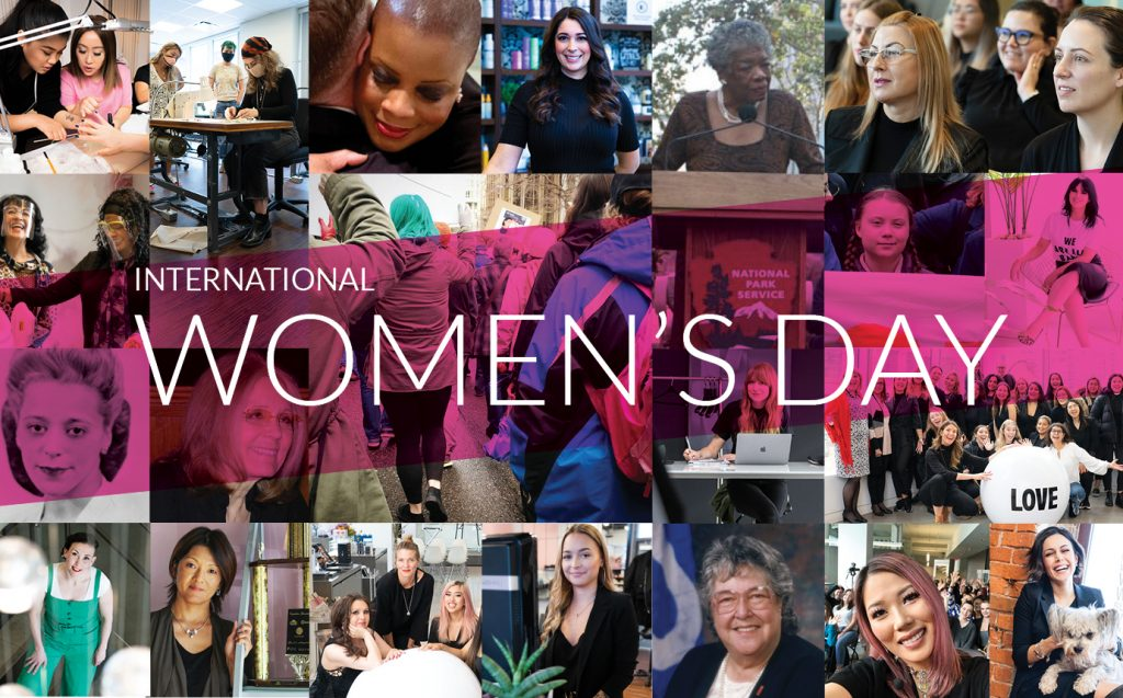 Honouring Fearless Females: International Women's Day 2021