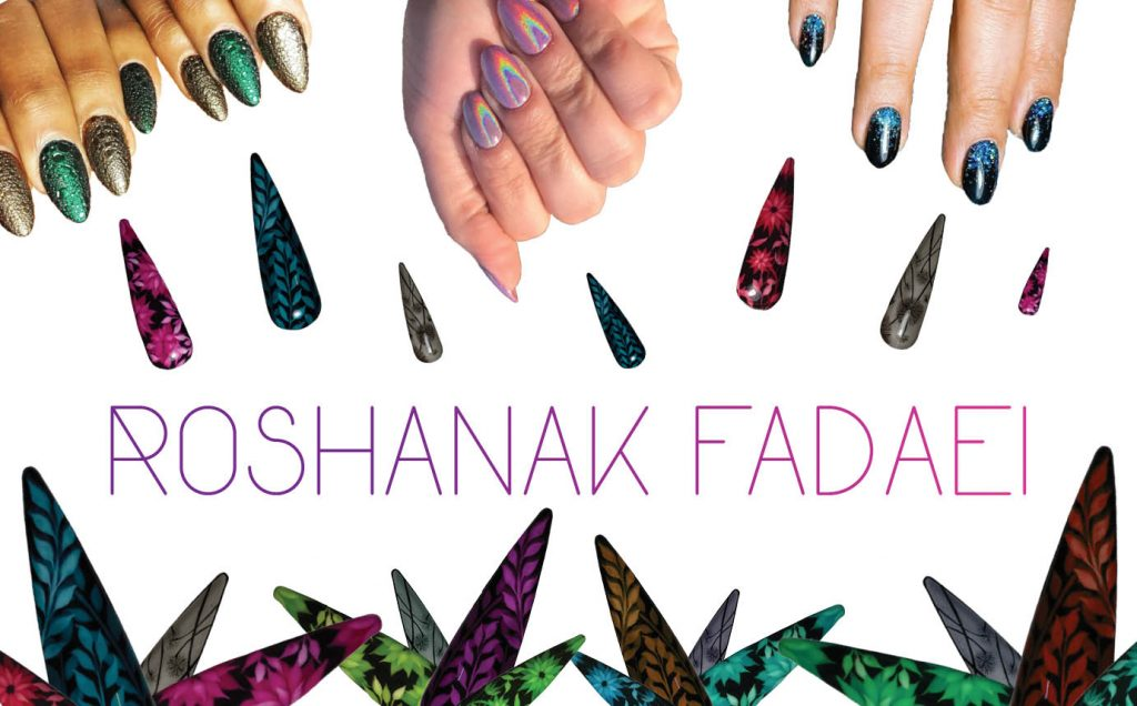 From Petrochemicals to Nail Polish: Blanche Macdonald Nail Studio Instructor Roshanak Fadaei