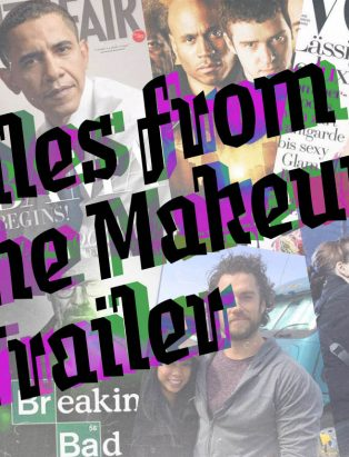 Makeup Trailer Tales: from Breaking Bad to Once Upon a Time