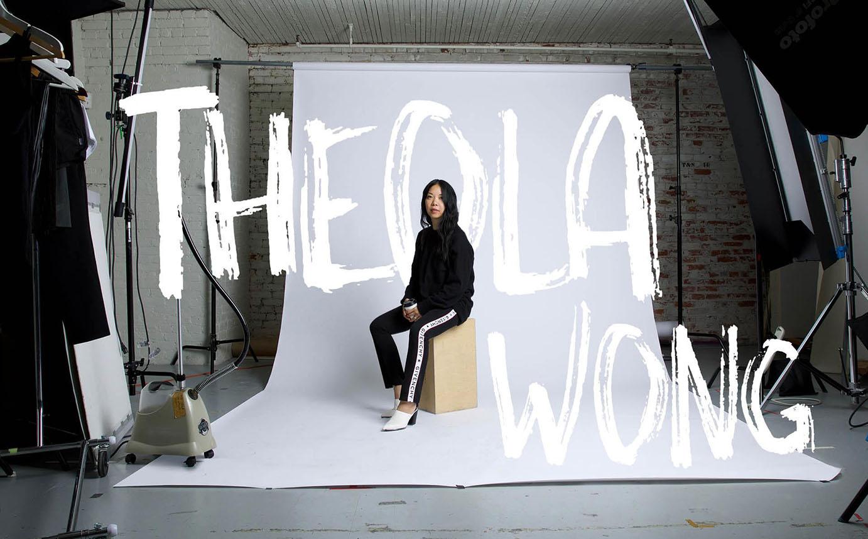 Theola Wong BMC Fashion Design graduate